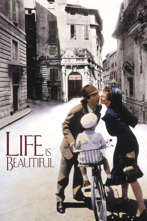 ดูหนังออนไลน์ฟรี Life is Beautiful (1997) ยิ้มเข้าไว้โลกไม่สิ้นหวัง