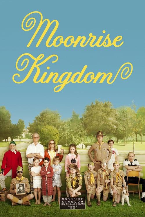 ดูหนังออนไลน์ Moonrise Kingdom (2012) คู่กิ๊กซ่าส์ สารพัดแสบ