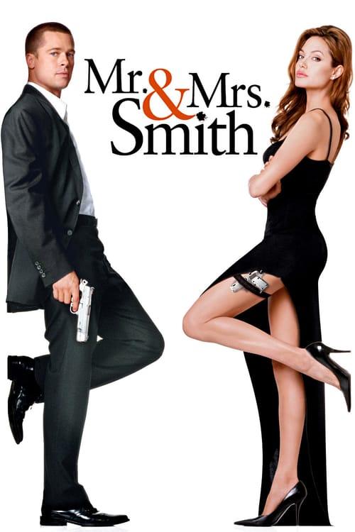 ดูหนังออนไลน์ฟรี Mr.&Mrs.Smith (2005) มิสเตอร์แอนด์มิสซิสสมิธ นายและนางคู่พิฆาต