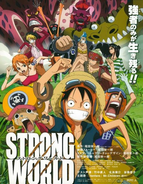 ดูหนังออนไลน์ฟรี One Piece The Movie 10 (2009) ผจญภัยเหนือหล้าท้าโลก