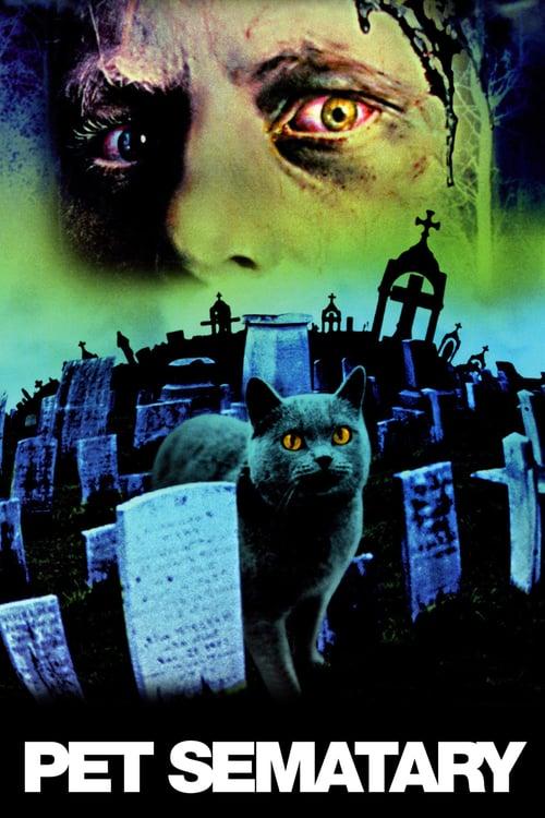ดูหนังออนไลน์ฟรี Pet Sematary (1989) กลับจากป่าช้า