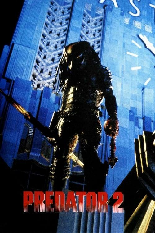 ดูหนังออนไลน์ฟรี Predator 2 (1990) พรีเดเตอร์ 2 : บดเมืองมนุษย์
