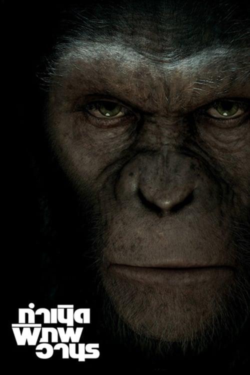 ดูหนังออนไลน์ฟรี Rise of the Planet of the Apes (2011) กำเนิดพิภพวานร