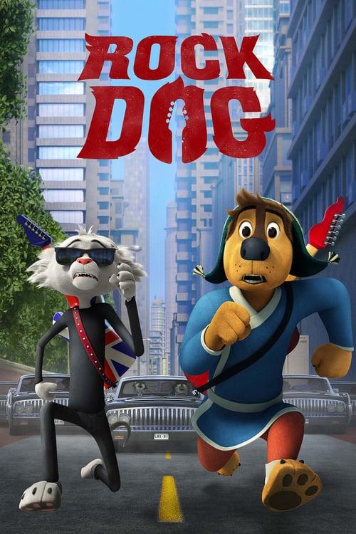 ดูหนังออนไลน์ฟรี Rock Dog (2016) คุณหมาขาร๊อค