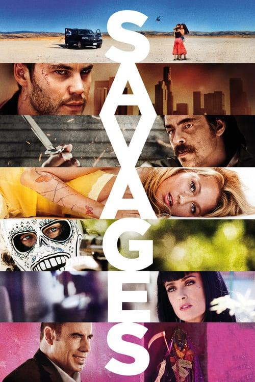 ดูหนังออนไลน์ Savages (2012) คนเดือดท้าชนคนเถื่อน