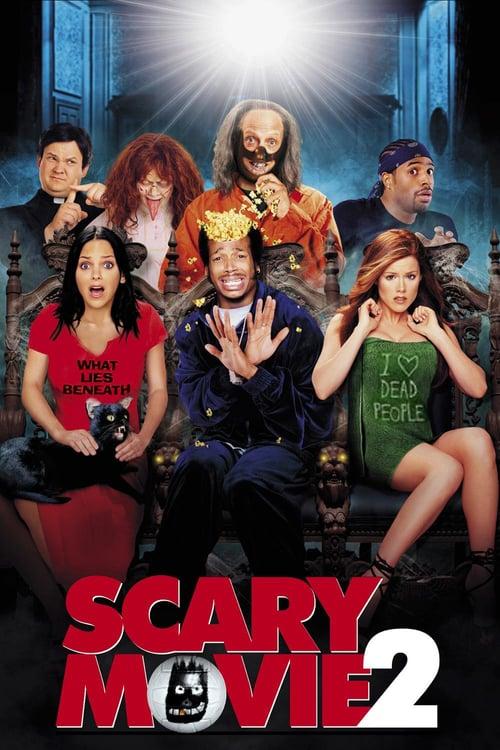 ดูหนังออนไลน์ฟรี Scary Movie 2 (2001) ยําหนังจี้ หวีดดีไหมหว่า ภาค 2