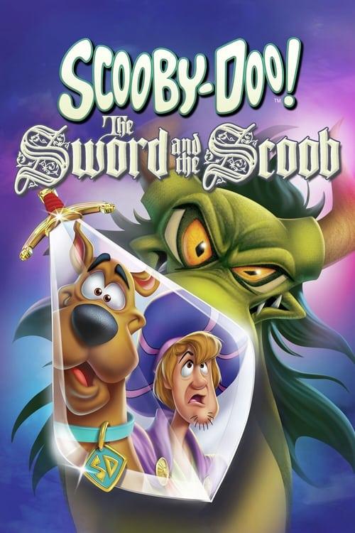 ดูหนังออนไลน์ฟรี Scooby Doo The Sword And The Scoob (2021)