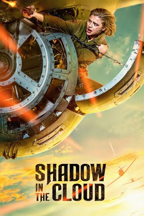 ดูหนังออนไลน์ฟรี Shadow in the Cloud (2020) ประจัญบาน อสูรเวหา