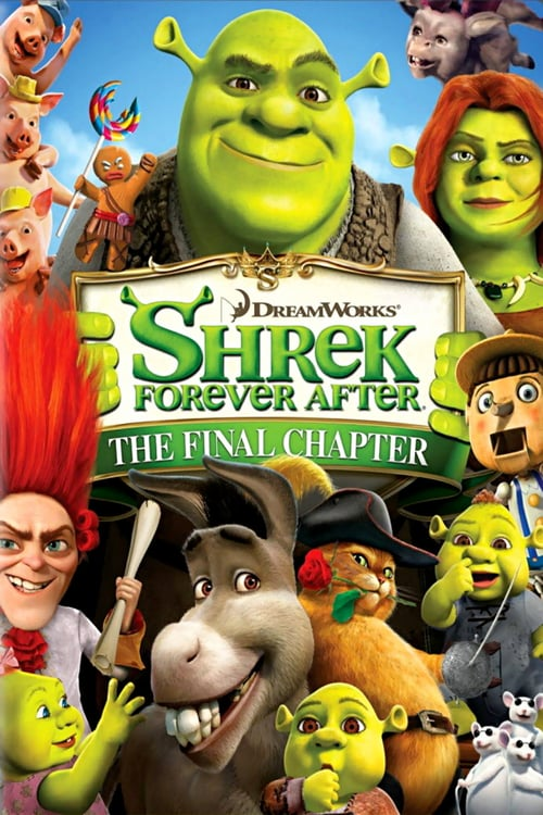 ดูหนังออนไลน์ฟรี Shrek 4 (2010) เชร็ค  4 สุขสันต์ นิรันดร
