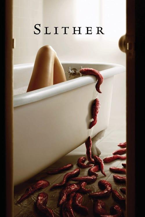 ดูหนังออนไลน์ฟรี Slither (2006) สลิทเธอร์ เลื้อย…ดุ