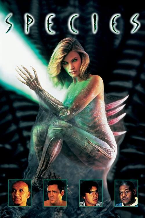 ดูหนังออนไลน์ฟรี Species 1 (1995) สปีชี่ส์ 1 สายพันธุ์มฤตยู…สวยสูบนรก