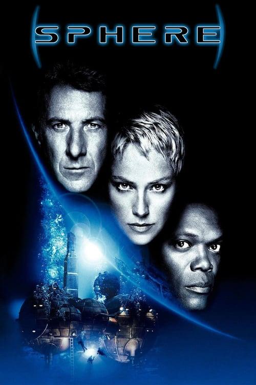 ดูหนังออนไลน์ฟรี Sphere (1998) มหาภัยสะกดโลก