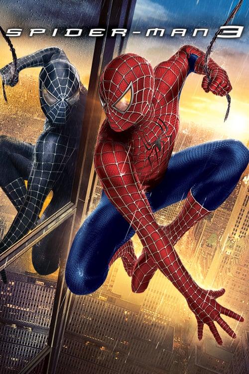 ดูหนังออนไลน์ฟรี Spider Man 3 (2007) ไอ้แมงมุม 3
