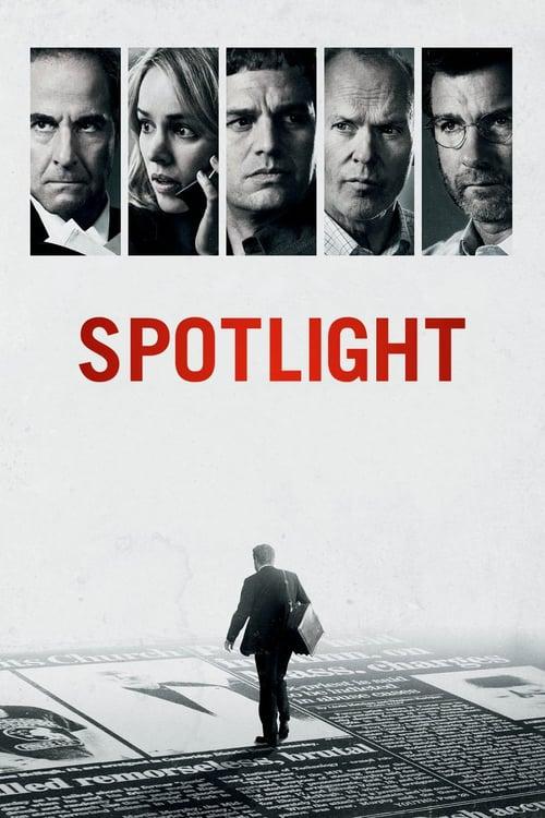 ดูหนังออนไลน์ฟรี Spotlight (2015) คนข่าวคลั่ง