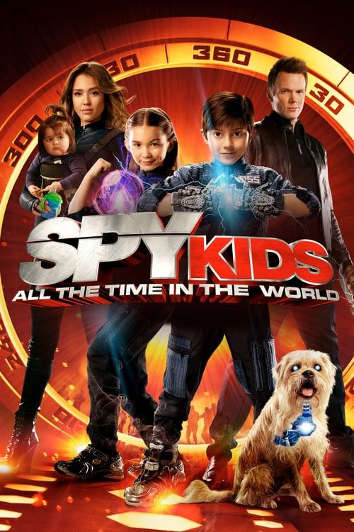 ดูหนังออนไลน์ฟรี Spy Kids 4 All the Time in the World (2011) ซุปเปอร์ทีมระเบิดพลังทะลุจอ
