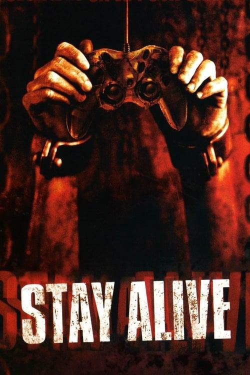 ดูหนังออนไลน์ฟรี Stay AliveStay Alive (2006) เกมผีกระชากวิญญาณ