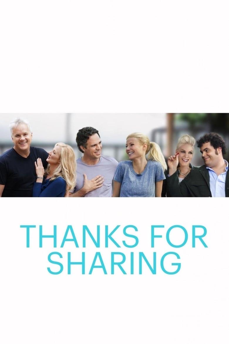 ดูหนังออนไลน์ฟรี Thanks For Sharing (2012) เรื่องฟันฟัน มันส์ต้องแชร์