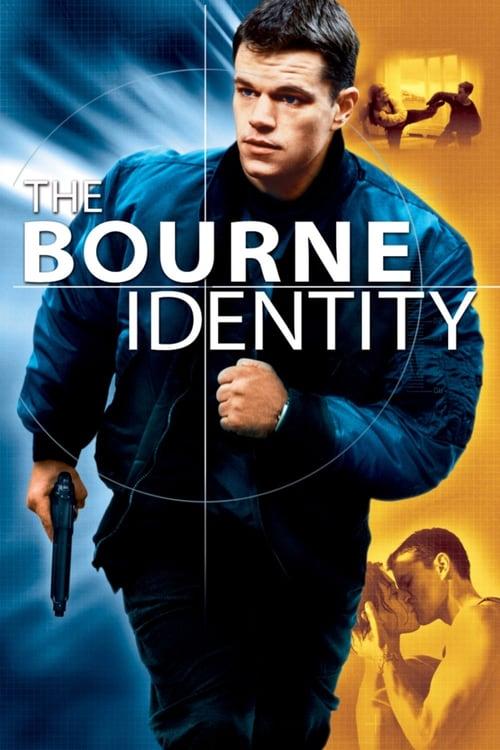 ดูหนังออนไลน์ฟรี The Bourne Identity (2002) ล่าจารชนยอดคนอันตราย