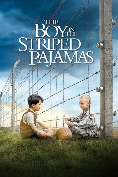 ดูหนังออนไลน์ฟรี The Boy in the Striped Pyjamas (2008) เด็กชายในชุดนอนลายทาง