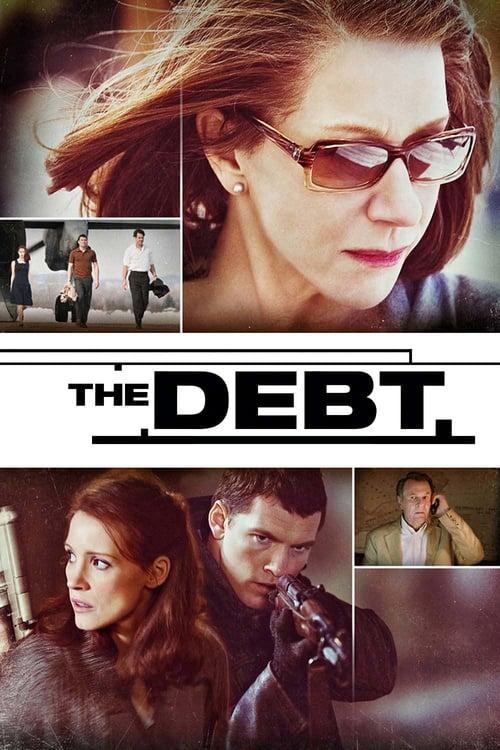 ดูหนังออนไลน์ฟรี [NETFLIX] The Debt (2010) ล้างหนี้ แผนจารชนลวงโลก