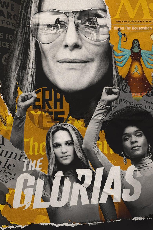 ดูหนังออนไลน์ฟรี The Glorias (2020) กลอเรีย
