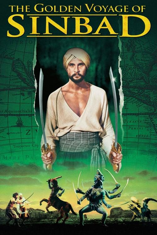ดูหนังออนไลน์ฟรี The Golden Voyage of Sinbad (1973)