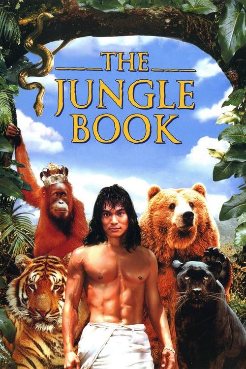ดูหนังออนไลน์ฟรี The Jungle Book (1994) เมาคลีลูกหมาป่า