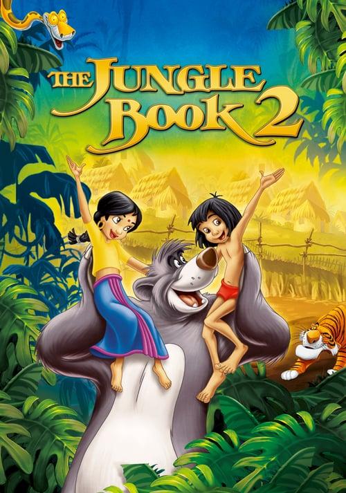 ดูหนังออนไลน์ฟรี The Jungle Book 2 (2003) เมาคลีลูกหมาป่า 2