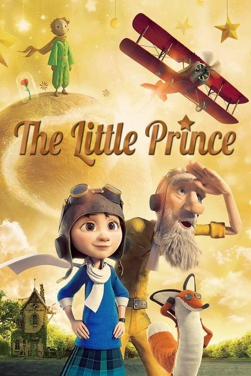 ดูหนังออนไลน์ฟรี The Little Prince (2015) เจ้าชายน้อย