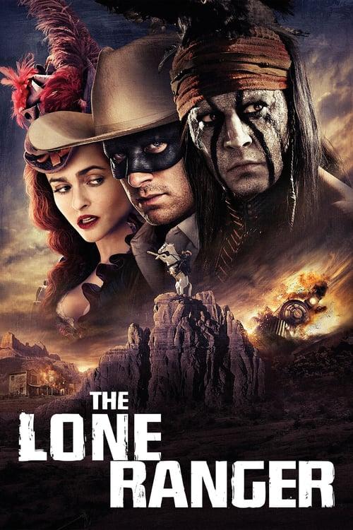 ดูหนังออนไลน์ฟรี The Lone Ranger (2013) หน้ากากพิฆาตอธรรม