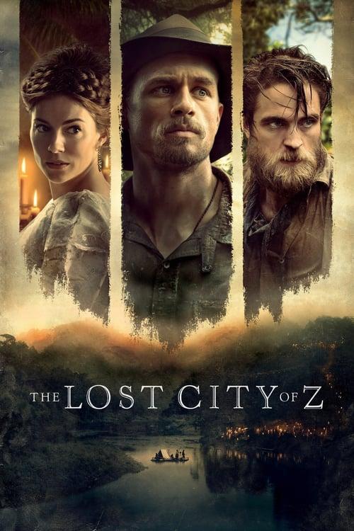 ดูหนังออนไลน์ฟรี The Lost City of Z (2016) นครลับที่สาบสูญ