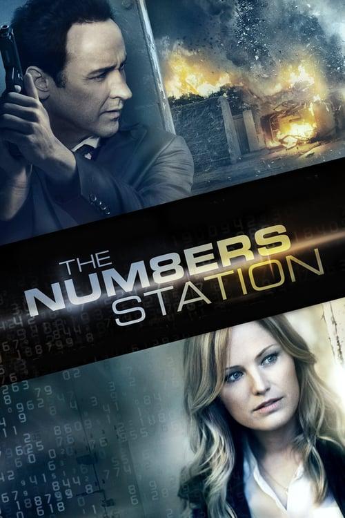 ดูหนังออนไลน์ฟรี The Numbers Station (2013) รหัสลับดับหัวจารชน