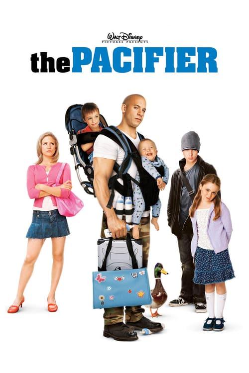 ดูหนังออนไลน์ฟรี The Pacifier (2005) ปฏิบัติการพี่เลี้ยงพันธุ์ดุ