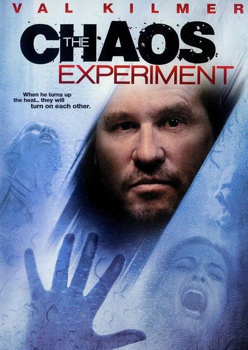 ดูหนังออนไลน์ The Steam Experimet (2009) ทฤษฎีนรกฆ่าทั้งเป็น