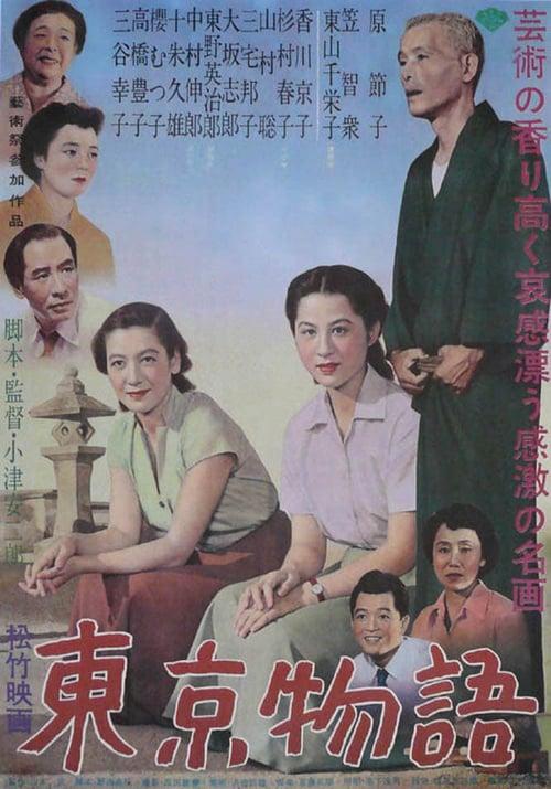 ดูหนังออนไลน์ฟรี Tokyo Story (1953)