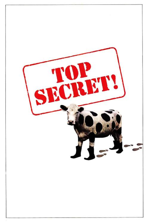 ดูหนังออนไลน์ฟรี Top Secret (1984) ลับสุดบ๊องส์