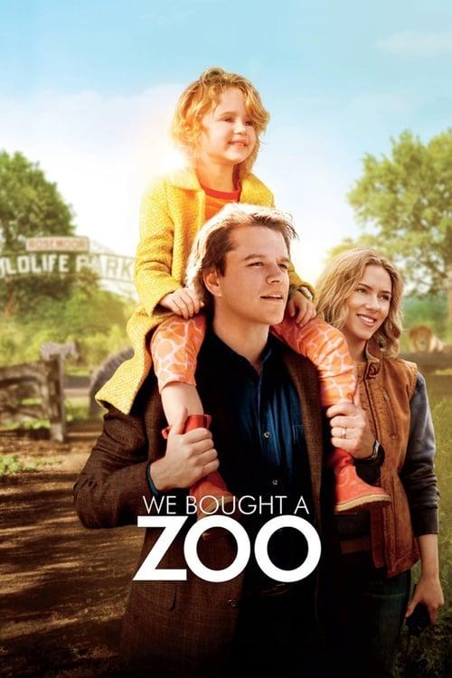 ดูหนังออนไลน์ฟรี We Bought a Zoo (2011) สวนสัตว์อัศจรรย์ ของขวัญให้ลูก
