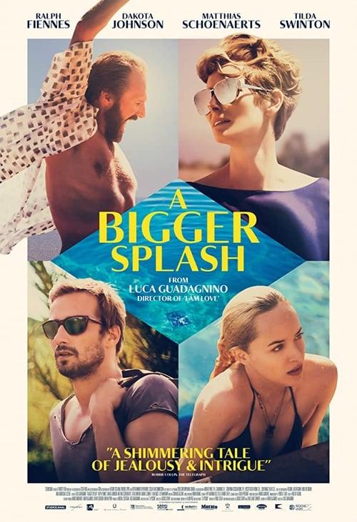 ดูหนังออนไลน์ฟรี A Bigger Splash (2015) ซัมเมอร์ร้อนรัก