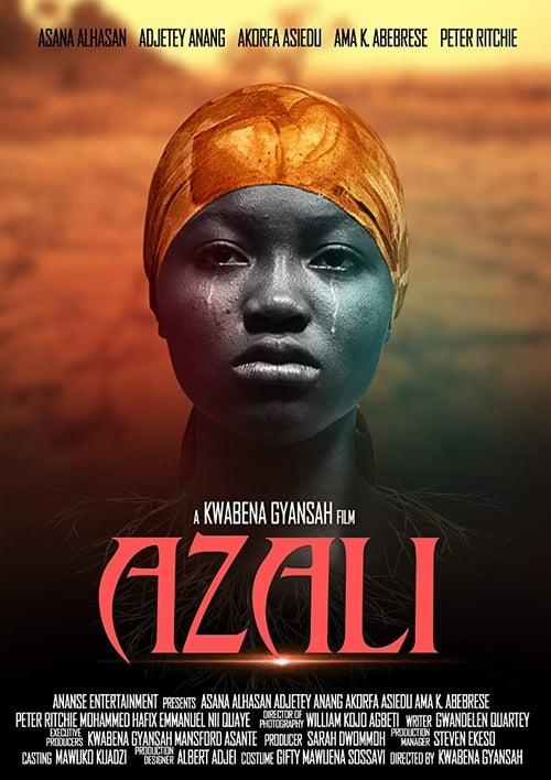 ดูหนังออนไลน์ฟรี Azali (2018) รอยน้ำตา