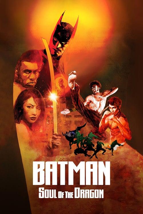 ดูหนังออนไลน์ฟรี Batman Soul of the Dragon (2021) แบทแมน วิญญาณแห่งมังกร