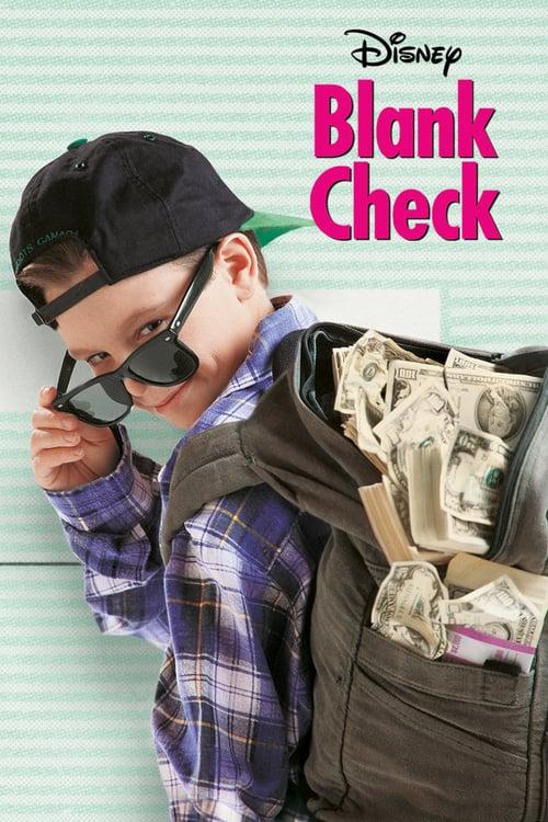 ดูหนังออนไลน์ฟรี Blank Check (1994) แสบจิ๋ว กะ โจรกระจอก