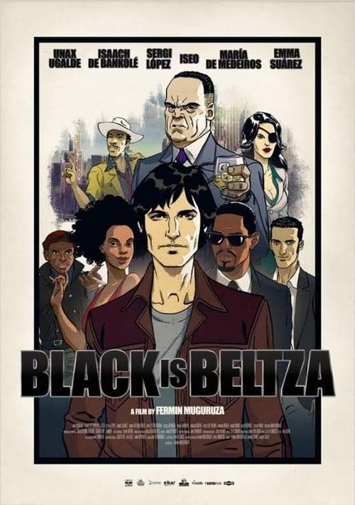 ดูหนังออนไลน์ฟรี [NETFLIX] Black Is Beltza (2018) เบลต์ซา พลังพระกาฬ