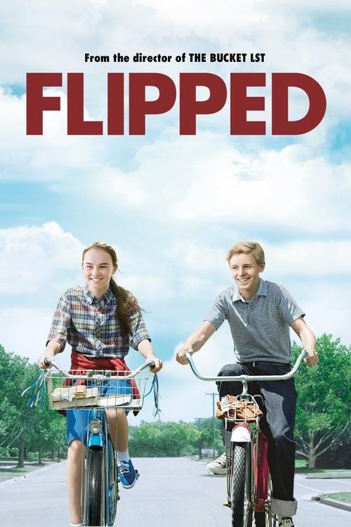 ดูหนังออนไลน์ฟรี [NETFLIX] Flipped (2010) หวานนักวันรักแรก