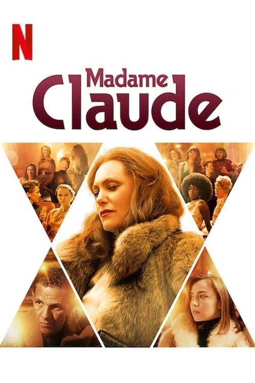 ดูหนังออนไลน์ฟรี [NETFLIX] Madame Claude (2021) มาดามคล้อด