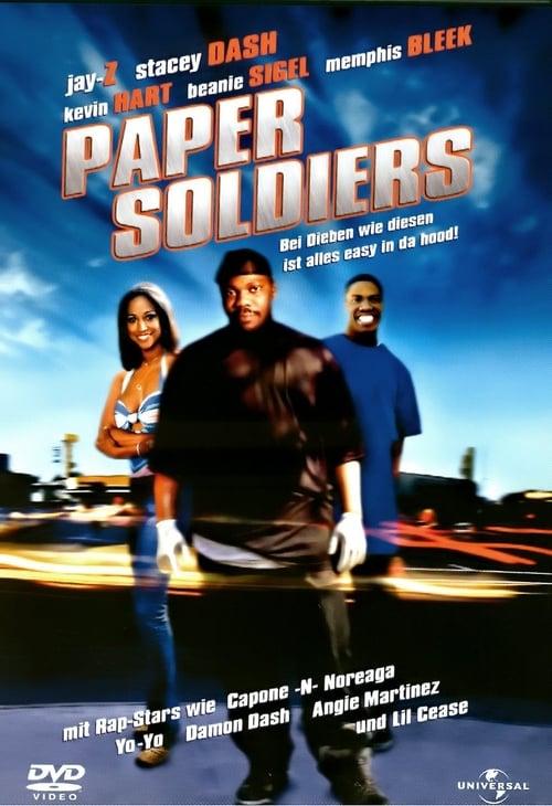 ดูหนังออนไลน์ฟรี [NETFLIX] Paper Soldiers (2002)