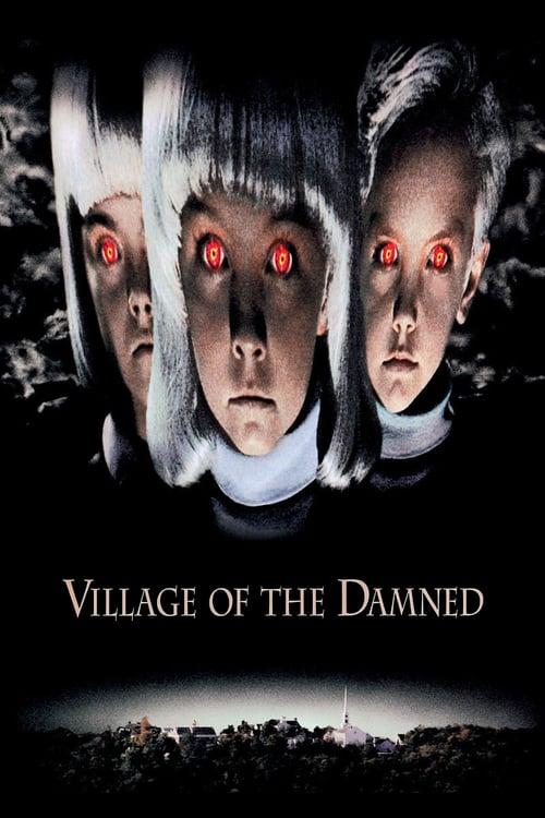 ดูหนังออนไลน์ฟรี [NETFLIX] Village of the Damned (1995) มฤตยูเงียบกินเมือง