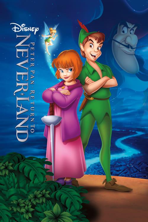 ดูหนังออนไลน์ฟรี Peter Pan 2 Return to Neverland (2002) ปีเตอร์ แพน ผจญภัยท่องแดนมหัศจรรย์