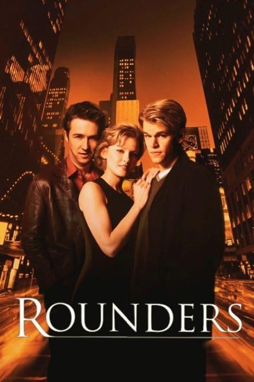 ดูหนังออนไลน์ฟรี Rounders (1998) เซียนแท้ ต้องไม่แพ้ใจ