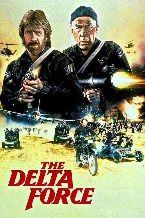 ดูหนังออนไลน์ฟรี The Delta Force (1986) แฝดไม่ปราณี