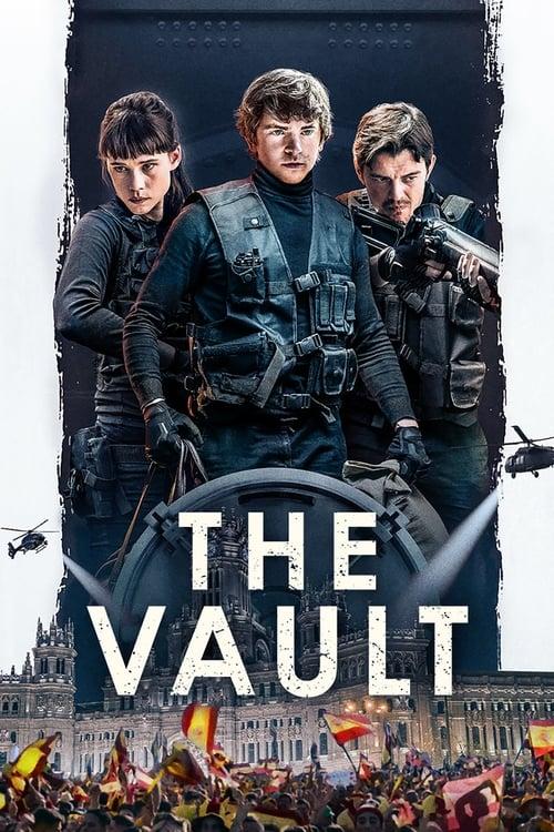 ดูหนังออนไลน์ฟรี The Vault (2021)